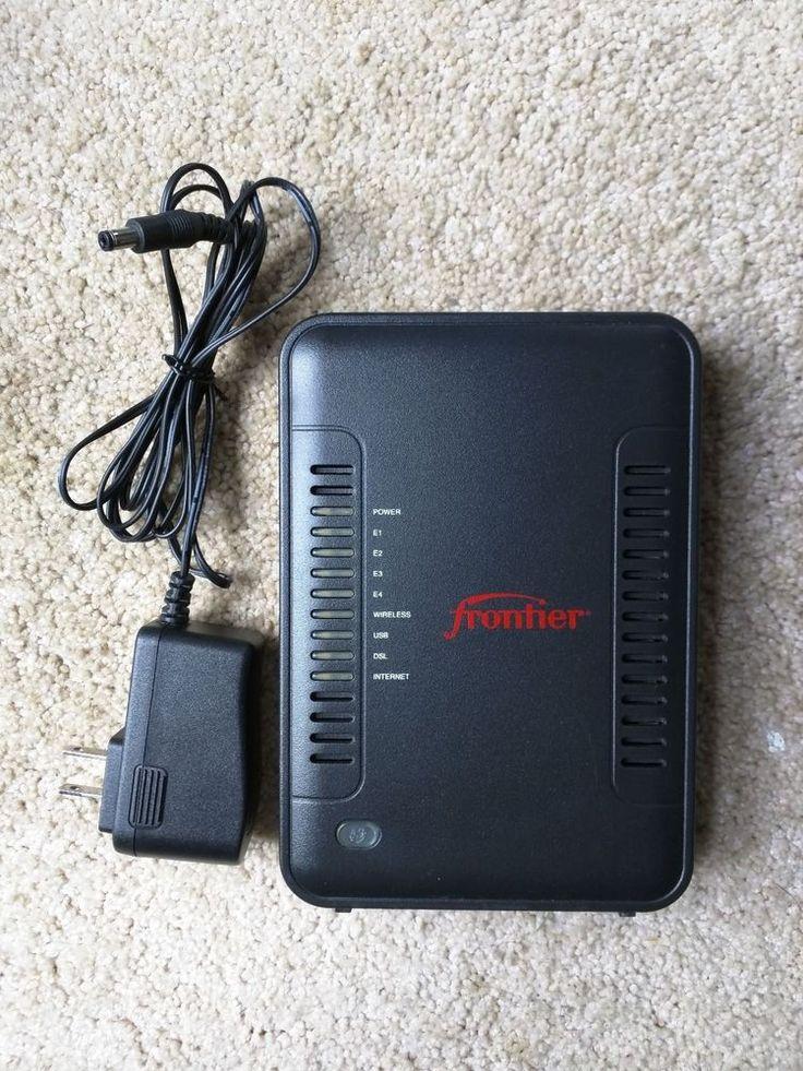Netgear Model 7550 ADSL2+ DSL Modem Router (Frontier) B90-755044-15 FREE SHIP #Netgear