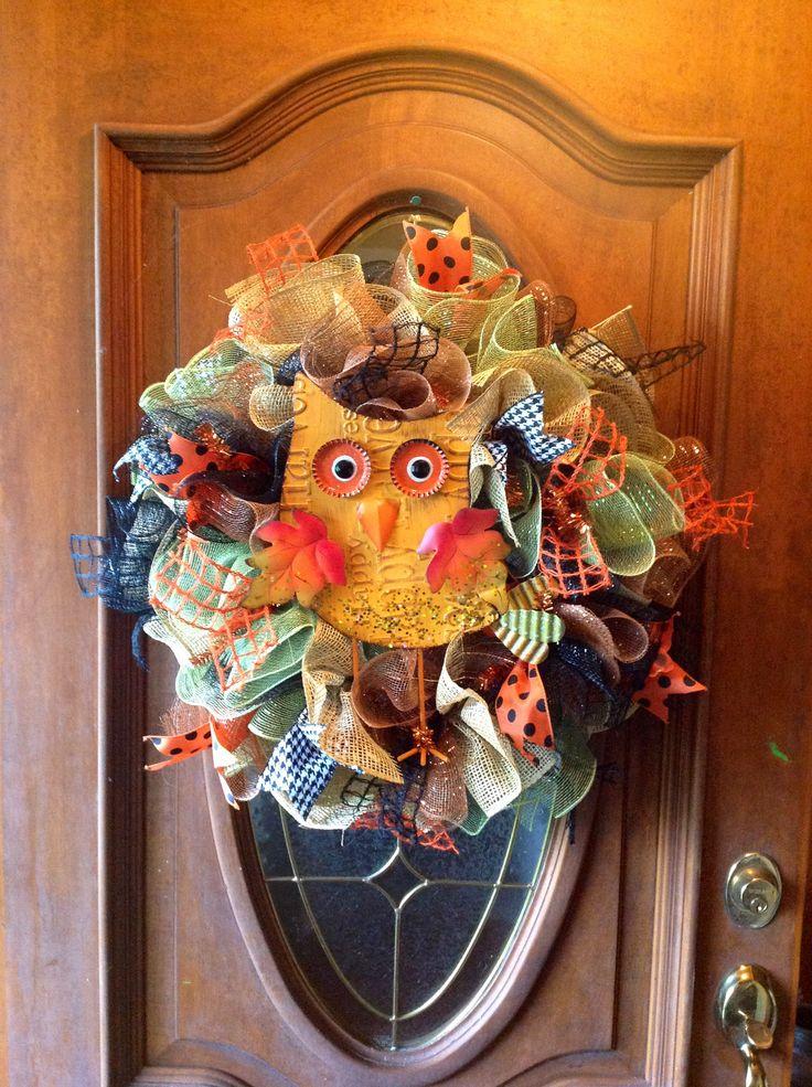 Fall Wreath 2013