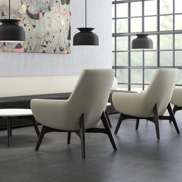 Ellary Midback Lounge Furniture Contract Furniture Home Decor