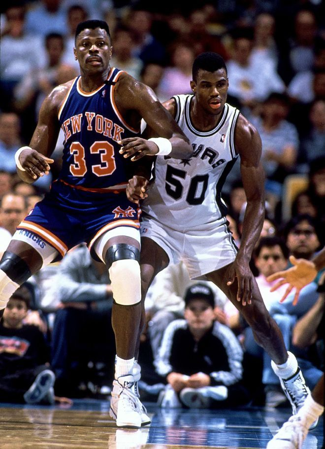 ewing vs david robinson - Google Search