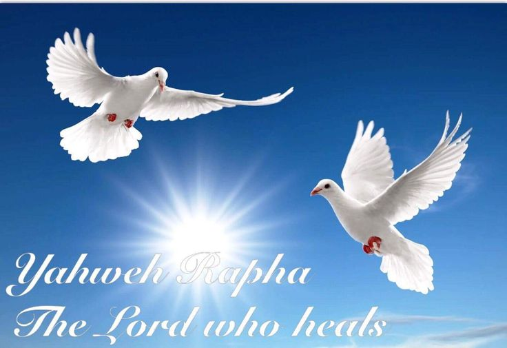The LORD Who Heals  Use in the Bible:  In the Old Testament Yahweh-Rapha (The LORD that Heals) is used in Exd 15:26  Variant spellings: Yahw...