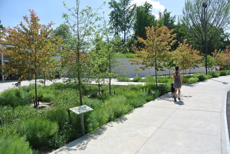 Brooklyn Botanic Garden Visitor Center,© Aaron Booher