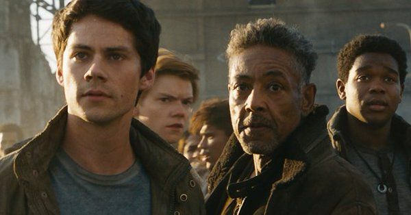 Omg! The death cure trailer is coming soon!