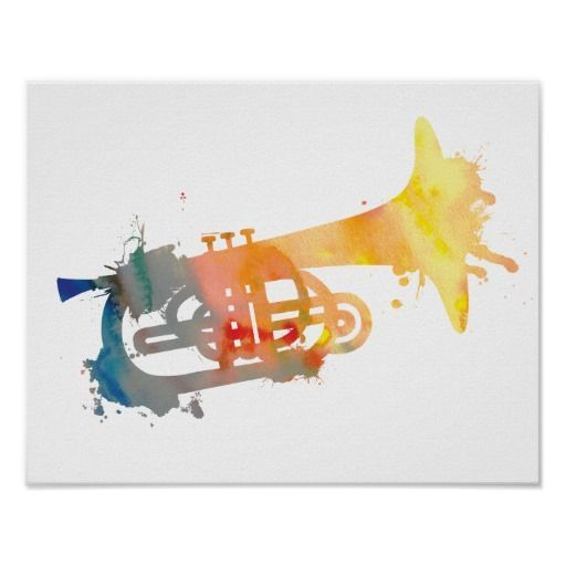 Abstract Mellophone: