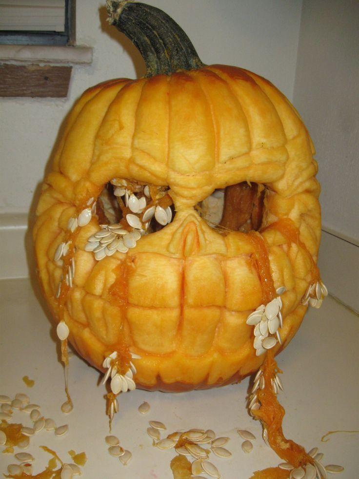 zombie pumpkins - Google Search