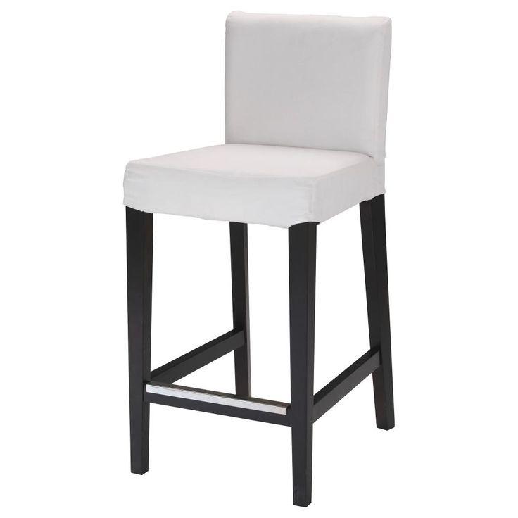 Барный стул IKEA HENRIKSDAL Стул барный (101.445.69) | Hotline.ua
