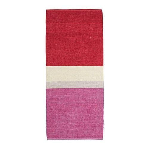 Ikea Renate Rug Pink