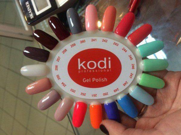 Ваш любимый оттенок/цвет гель-лака Коди?)) | Kodi Professional