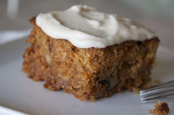 Vegan Carrot Cake ©2013 The Conscious Kitchen