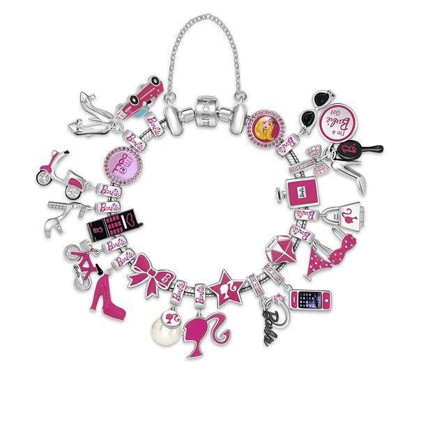 b512abaa72b Barbie inspira coleção de pingentes da Monte Carlo em parceria com a Mattel