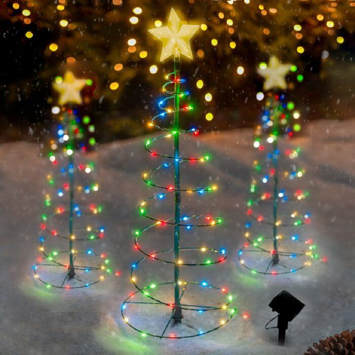 Merrylite Led Christmas 70 Light Lighted Tree Branches In 2020 Metal Christmas Tree Solar Christmas Lights Led Christmas Tree