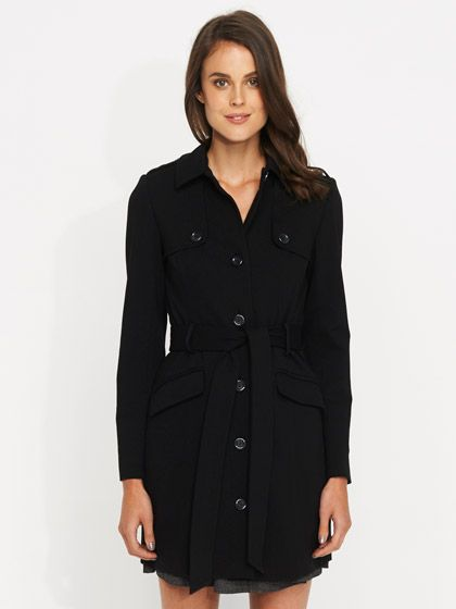 Image for Ponti Trench Coat from Portmans