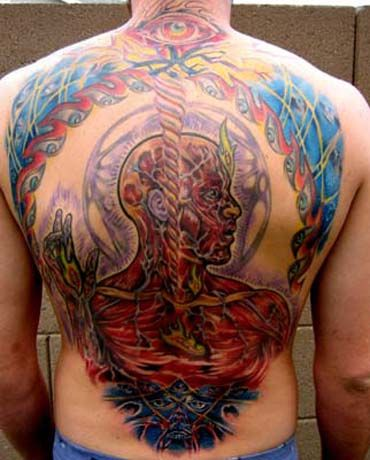 Lateralus Lyrics Tattoo tool's lateralus...thi...