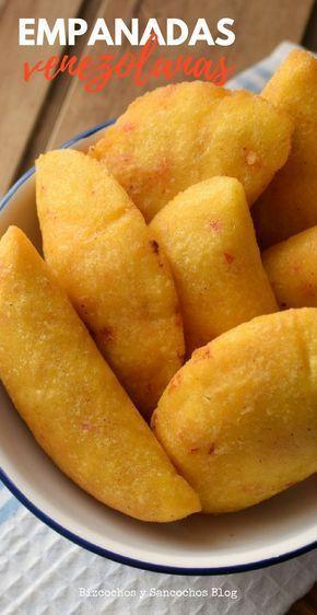 Todo lo que necesitas saber para elaborar las empanadas venezolanas de harina de maiz: la masa, el relleno, los métodos de cocción y demás trucos y consejos #cocinavenezolana #empanadas