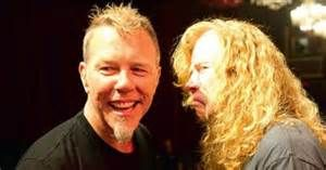 Metallica & Megadeth Photo - Yahoo Bildesøkresultater
