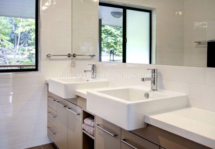 Bathroom Renovation - Architects Springwood, Brisbane 4127