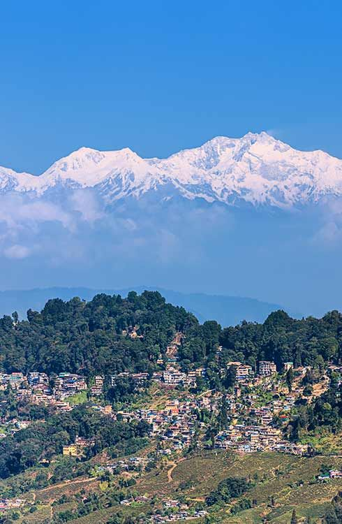 Sunset in the tropical south, solitude in the far northern Himalayas, sunrise from Darjeeling - our pick of India's best.