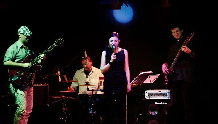Concert Her Funky Subjects #bulzandblues #frd2014 www.bulzandblues.ro