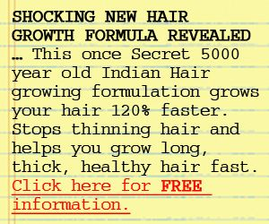 Ways to Make Your Hair Grow Faster , What Makes Hair Grow Faster