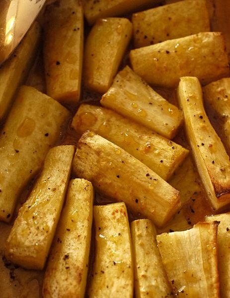 Didn't know parsnips were so naturally sweet and good for you!