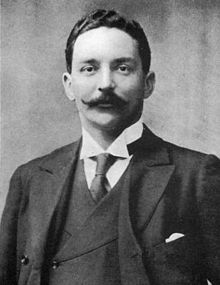 Joseph Bruce Ismay Directeur Général de la White Star Line de 1899 à 1913 12/12/1862- 15/10/1937