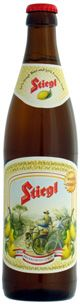 """$2.99 50% Stiegl Beer and 50% Lemon Soda, known as a """"Radler"""" is a low-calorie, low-alcohol thirst quencher. They are a blend of fresh Stiegl-Goldbräu lager and sugar-free Gaudi lemonade. Fresh and fruity!"""