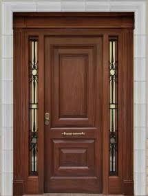 M s de 1000 ideas sobre puertas principales de madera en for Puertas principales de herreria elegantes