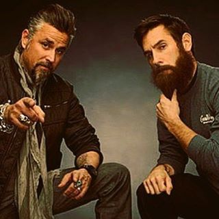 Richard Rawlings and Aaron Kaufman-two of the most good looking car guys ever