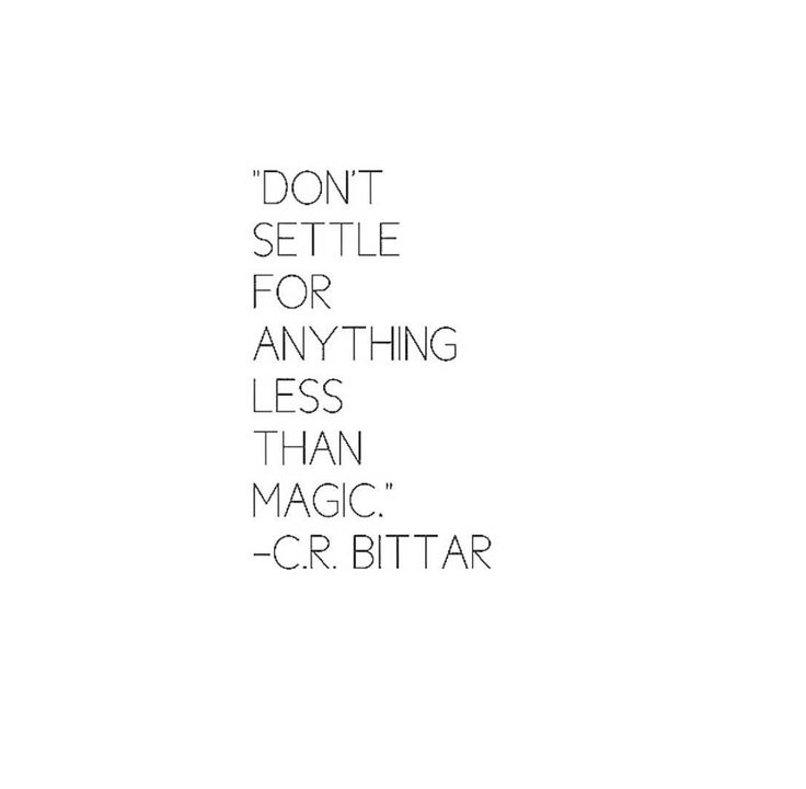 The magic is yours for the taking ✨