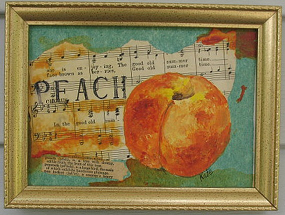 40 best images about sheet music ideas on pinterest for Color collage ideas