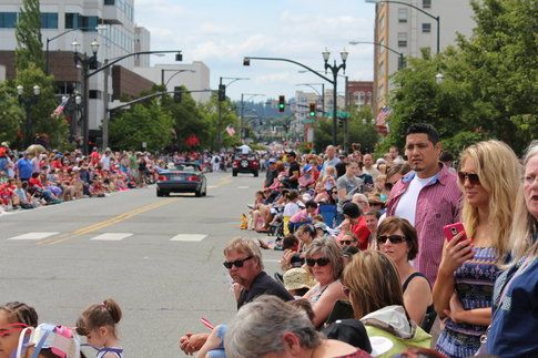 There's a promise in the air - of crowded streets and thundering music, with downtown New Westminster happily shaking beneath the stomp of feet and floats. The 2017 Hyack International Parade is coming... and fun will surely follow. On May 27th New...