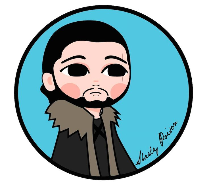 John snow by Sherly-Poison