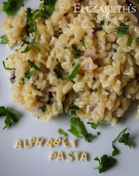 alphabet pasta 1