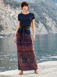 Additional view of Kimolos Pima Cotton Skirt
