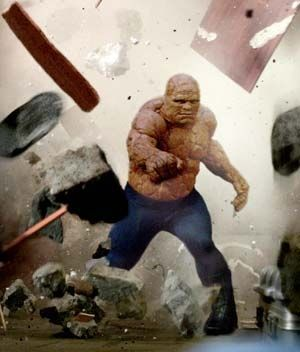 26 best images about Thing #2 ~ Michael Chikles on ... Michael Chiklis The Thing Makeup