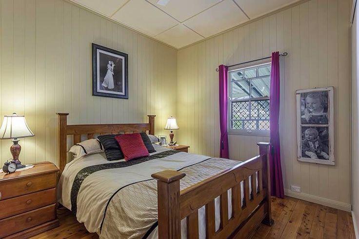 2a Parker St, Drayton - MAIN BEDROOM