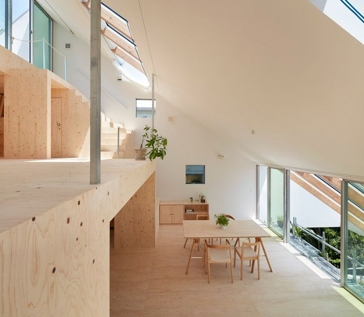 17 Best Ideas About Plywood Interior On Pinterest
