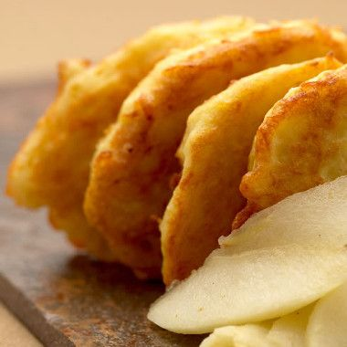 Aardappelpannenkoeken
