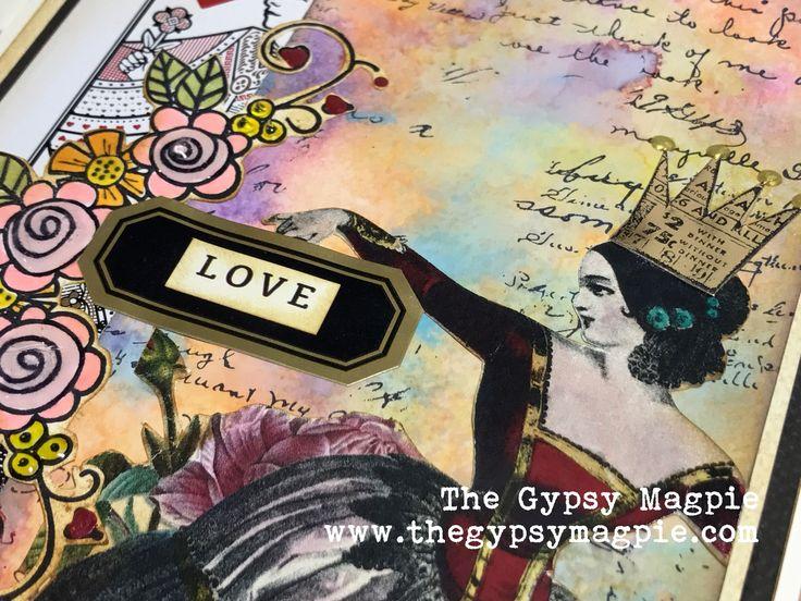Queen of Hearts by Terri Kolte | www.tammytutterow.com