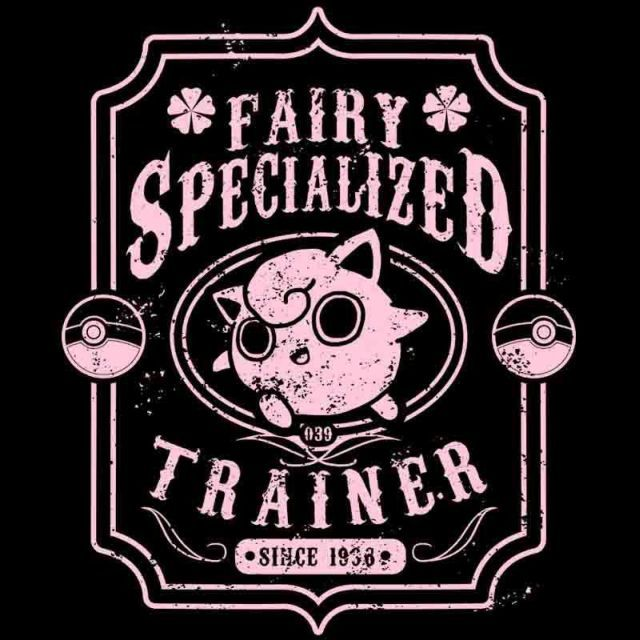 Fairy Specialized T-Shirt $12.99 Pokemon tee at Pop Up Tee!