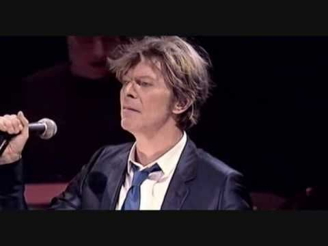 David Bowie - Heroes. The jokes he makes in the beginning are really funny. He's adorable.