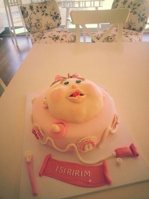 """Cake Lovers """"Diş Buğdayı pastası"""""""