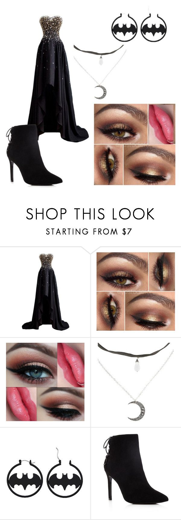 """Untitled #120"" by miragelover on Polyvore featuring Hot Topic and Charles David"