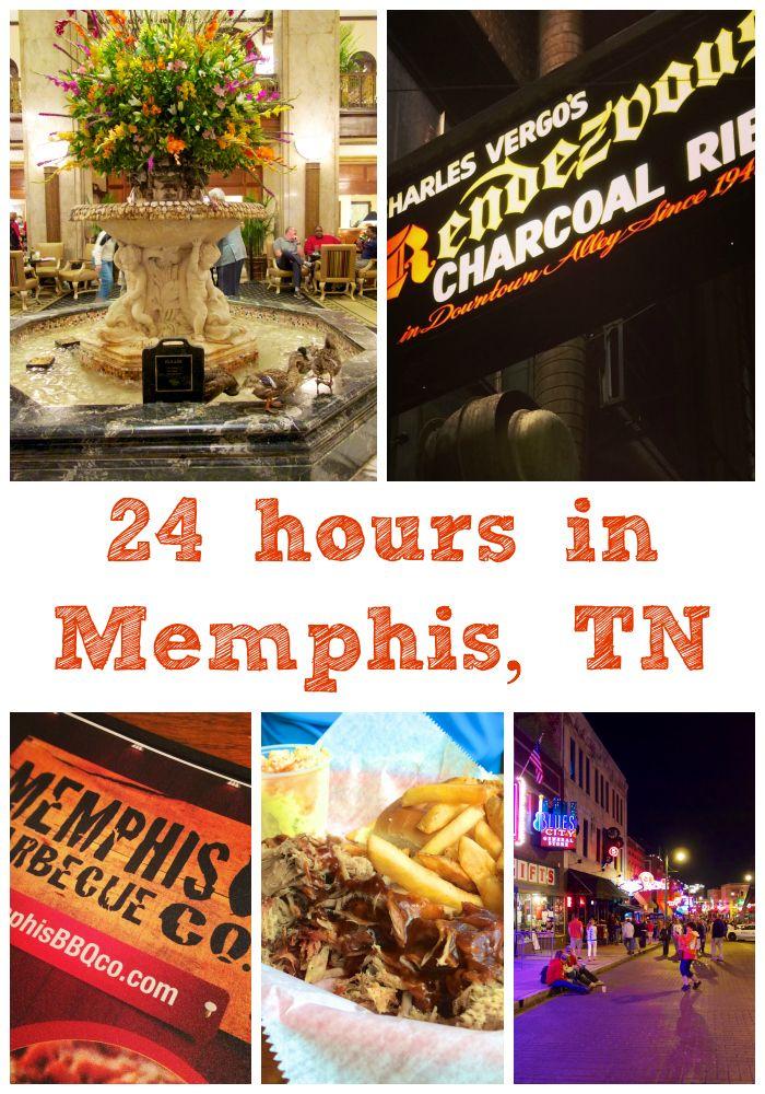 24 hours in Memphis | Plain Chicken