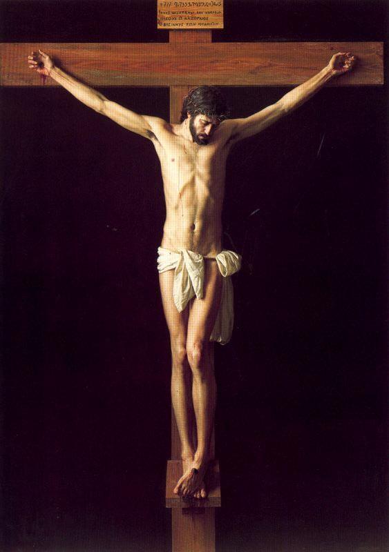 Crucifixion, by Claudio Bravo