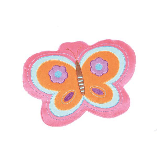 Poduszka FLAT motylek #pillow #butterfly #colourful #dream #kids #gift #prezent #dziecko  http://www.mojebambino.pl/poduszki-i-przytulanki/6851-poduszka-flat-motylek.html