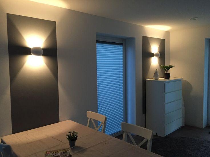 Die besten 25 wandleuchte wohnzimmer ideen auf pinterest - Wohnzimmer wandlampen ...