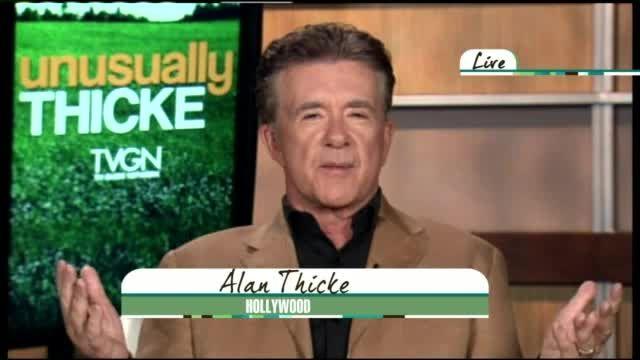 """Alan Thicke talks to """"Everyday"""" about his new reality series """"Unusually Thicke."""""""