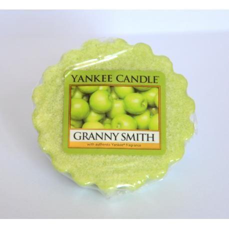 Tartelette de cire parfumée GRANNY SMITH Yankee Candle wax tart US USA