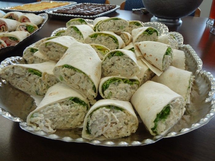Specialty Sandwiches & Breads - Tarragon Chicken Salad Catering by Debbi Covington - Beaufort, SC www.cateringbydebbicovington.com 843-525-0350